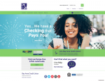 Bay Area Credit Union home page