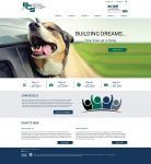 BCS Community Credit Union Website image