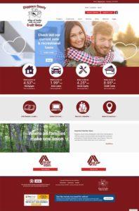 Chippewa County CU home page