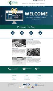 Complex Community FCU home page