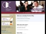 cuso development company best practices