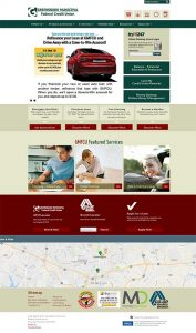 Greensboro Municipal FCU home page