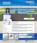 Muskegon Co-Op Federal Credit Union - New Website