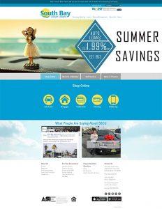 SBCU home page
