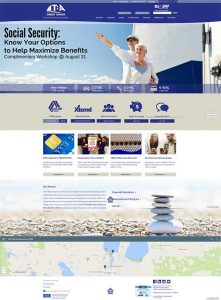 TBA Credit Union home page